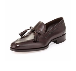 Tom Ford - Austin Tassel-Tie Loafers