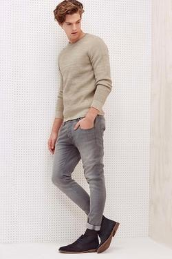 Boohoo Blue  - Extreme Skinny Jean