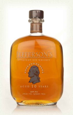 Jefferson - Straight Rye Whiskey