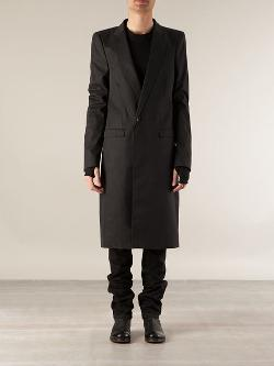 Nicolas Andreas Taralis - Single Breasted Coat