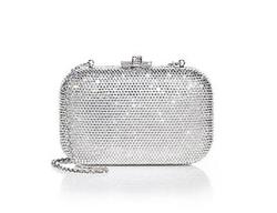 Judith Leiber  - Crystal-Embellished Minaudiere Bag