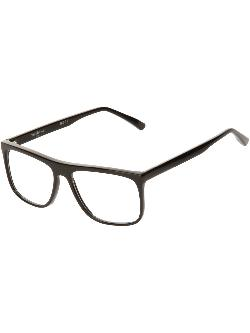 PETER & MAY WALK - square frame glasses