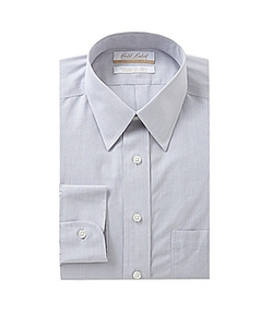 Gold Label Roundtree & Yorke - Regular-Fit Point-Collar Dress Shirt