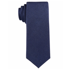 Construct - Solid Knit Slim Tie