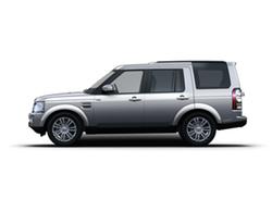 Land Rover - LR4 SUV