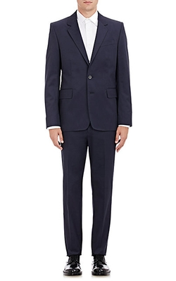 Ann Demeulemeester - Portnoy Two-Button Suit