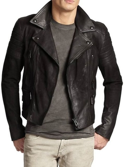 Belstaff  - Phoenix Sueded Moto Leather Jacket