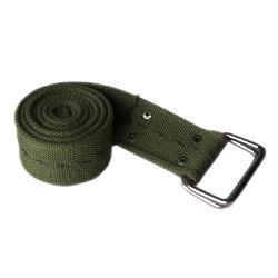 Match  - Men Military Canvas Belts Multi-colors