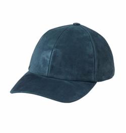 Vianel - Suede Baseball Cap