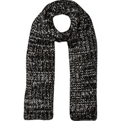 River Island - Grey Chunky Knit Scarf