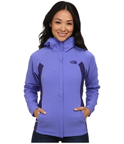 The North Face - Maddie Raschel Hoodie Jacket
