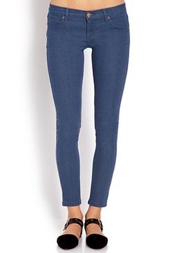 Forever 21 - Favorite Ankle-Length Skinny Jeans