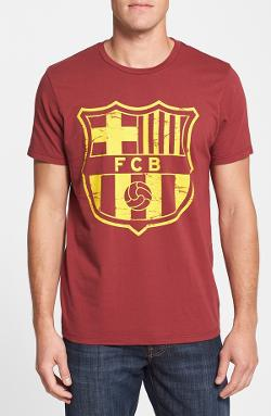 Junk Food  - FC Barcelona Graphic T-Shirt