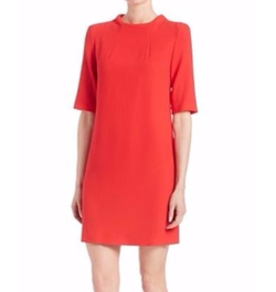 Goat  - Alexa Wool Crepe Dress