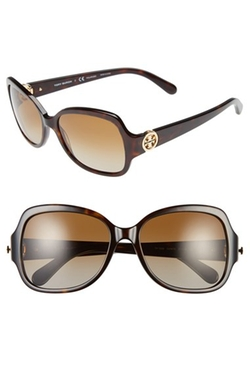 Tory Burch - Polarized Butterfly Sunglasses