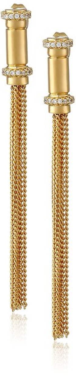 Rachel Zoe - Nicola Tassel Drop Earrings