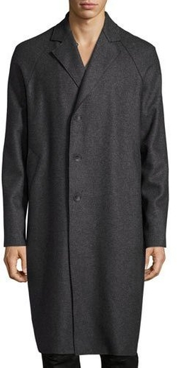 Rag & Bone - Raymond Raw-Edge Coat