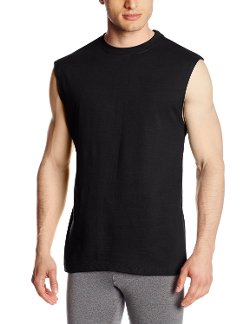 Spalding - Basic Cotton Muscle T-Shirt