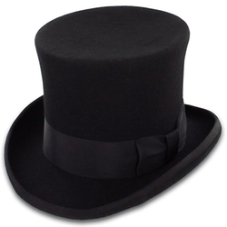 Belfry Hats -  Theater Quality Wool Top Hat