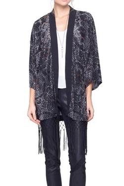 Gentle Fawn - Harmony Kimono