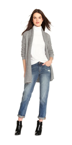 Joe Fresh - Shawl Collar Cardigan