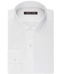 Michael Kors - Solid Dress Shirt