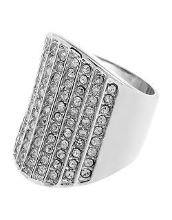 Michela - Rhinestone Ring