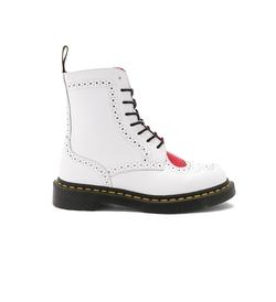 Dr. Martens  - Bentley Ii 8 Eye Boots