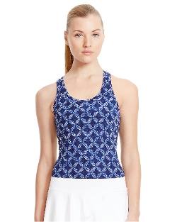 Ralph Lauren - X-Back Tank Top