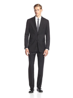 John Varvatos - Chad 2 Button Notch Lapel Suit