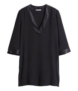 H&M - V-Neck Tunic Top