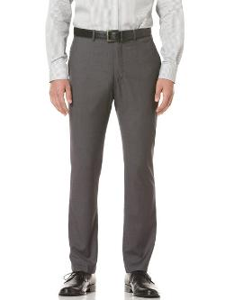 Perry Ellis - Slim Fit Solid Portfolio Pant