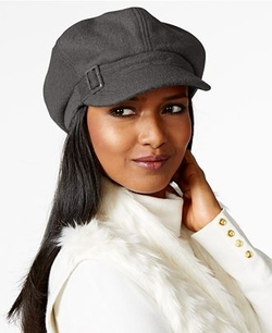 Nine West  - Boucle Newsboy Hat