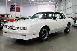 Chevrolet  - 1985 Monte Carlo Coupe