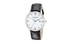 Stuhrling Original  - Ascot Stainless Steel Date Watch