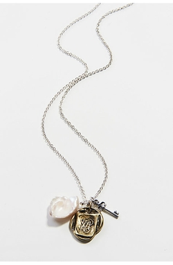 J. Jill - Collected Coins Charm Necklace
