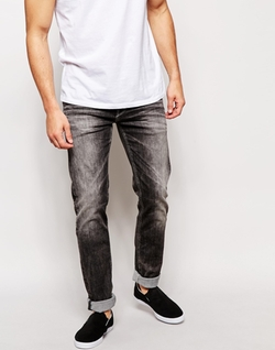Pepe Jeans - Hatch Slim Tapered Fit Denim Jeans