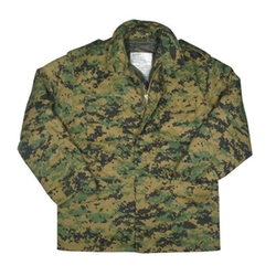 Rothco - Ultra Force M-65 Field Jacket Woodland Digital Camo