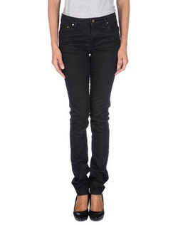 Ganni - Mid Rise Denim Pants