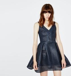 Maje - Rosemount Puffball Dress