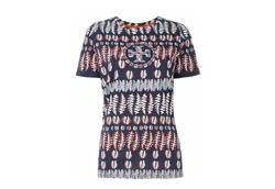 Tory Burch   - Fern Print T-Shirt