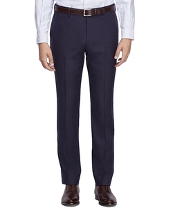 Brooks Brothers - Wool Flannel Suit Trouser Pants