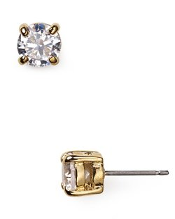 Lauren Ralph Lauren - Cubic Zirconia Stud Earrings