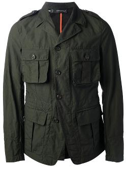 DSQUARED2  - military-style jacket