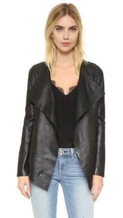 Mackage  - Gretal Leather Jacket