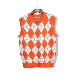 GolfKnickers - Argyle Sweater Vest