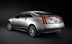 Cadillac - CTS Coupe