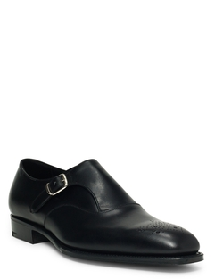 Ralph Lauren - Monk-Strap Grant Ii Shoes