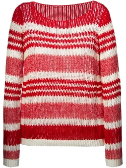 Roberto Collina - Striped Sweater