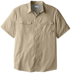 Columbia - Utilizer Short Sleeve Solid Shirt